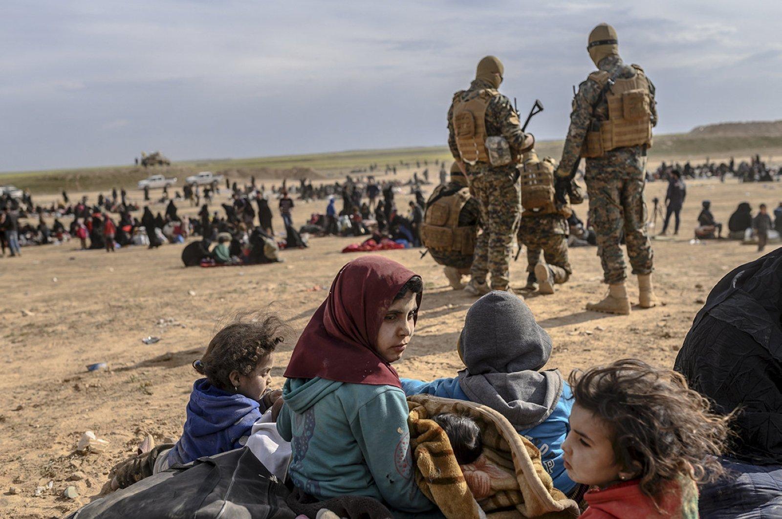 Arab tribes demand end to YPG/PKK terrorist occupation in northeastern Syria