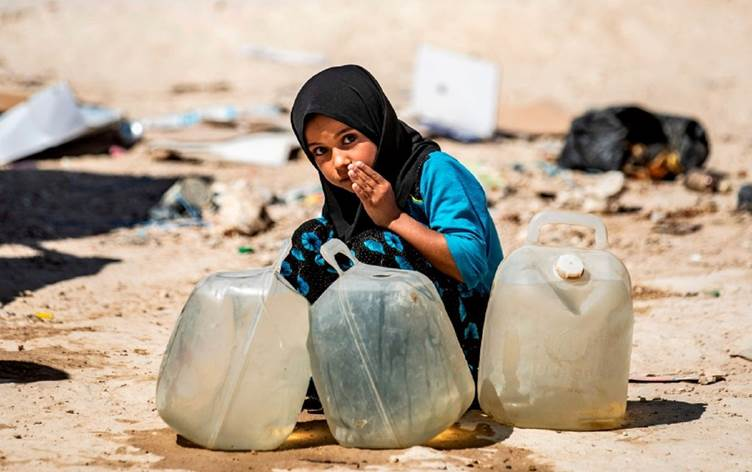 Eight children die within week at Syria's al-Hol camp: UNICEF