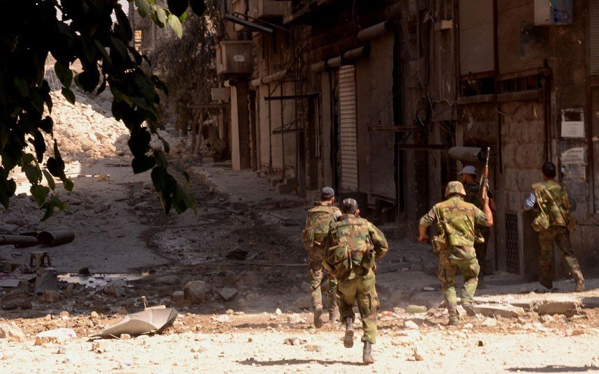 Syrian Army Attacks Northern Lattakia and Idleb Regions Anew