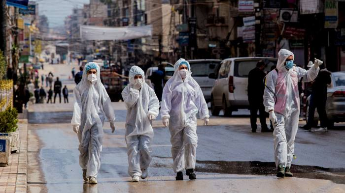 Dozens of Syrian Doctors Die of the Coronavirus