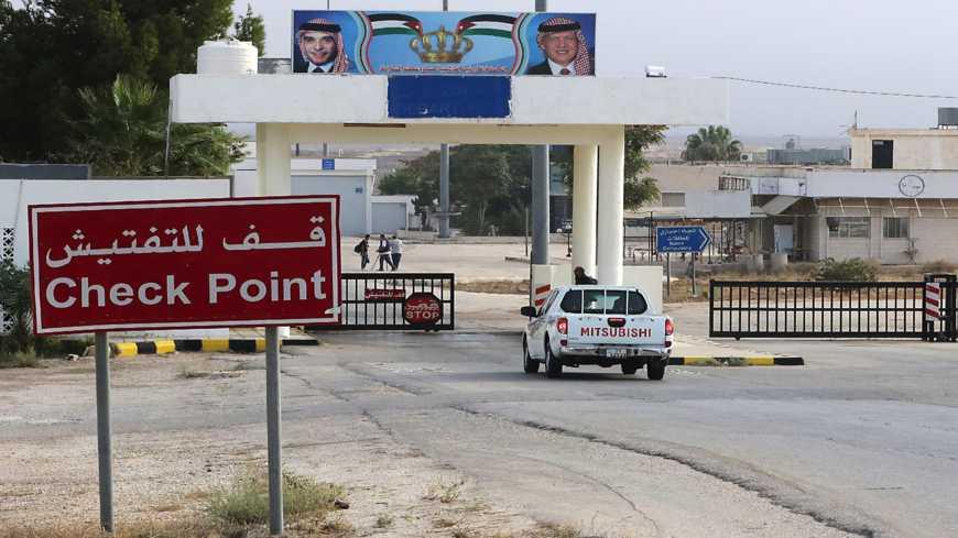 Jordan closes border with Syria due to virus concerns