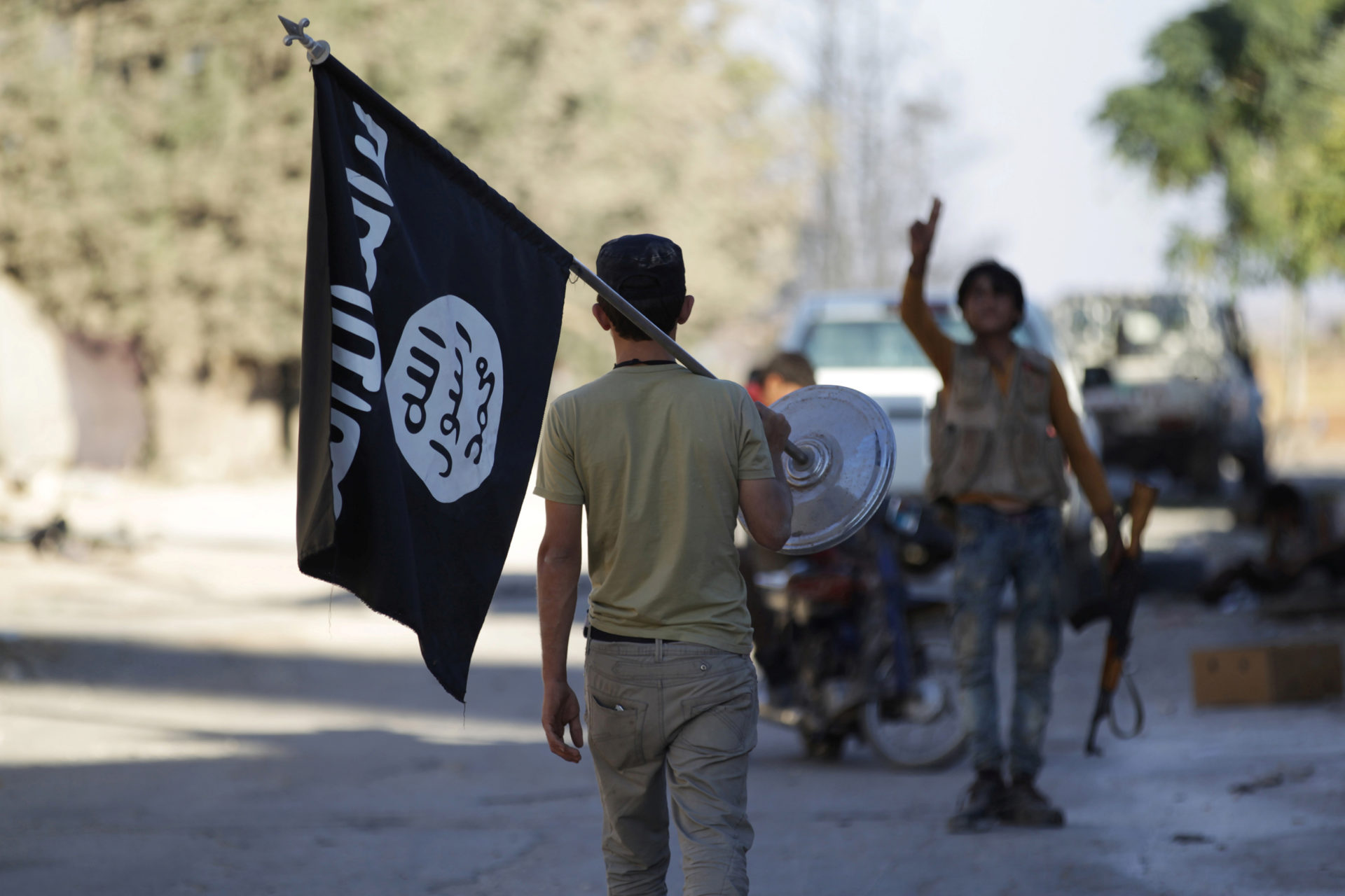 Islamic State Resurfaces in Syria