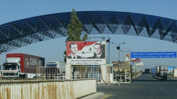 Jordan Closes Border Crossing with Syria