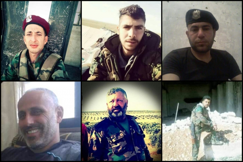 Regime Officers, Shabiha, Military Intelligence Official Killed in Aleppo