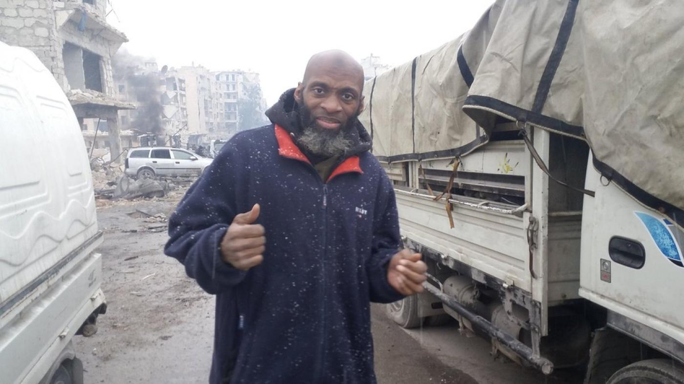 Journalist Bilal Abdul Kareem arrested by HTS in Syria's Idlib