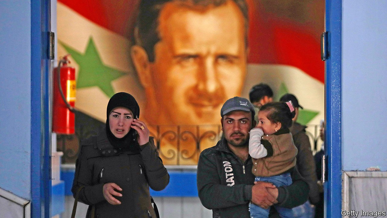Victory for Bashar al-Assad has meant more suffering for his people