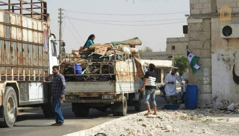 350,000 Displaced Returned Home in Idlib Since Ceasefire Reached