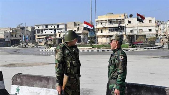 Fourth Division Arrests Settlement Leader in Rural Damascus