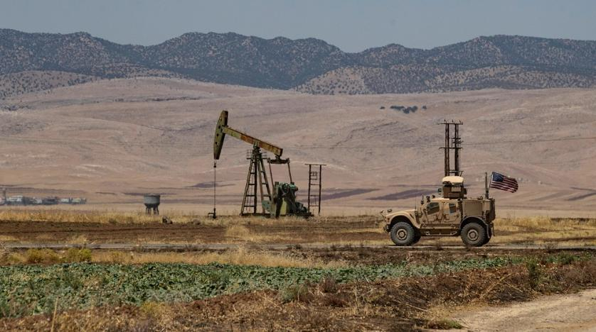 British Company Concerned Over Its Oil 'Rights' in Northeastern Syria