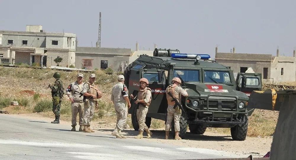 Russian Forces Threaten SDF with Withdrawal From Tel Tamr