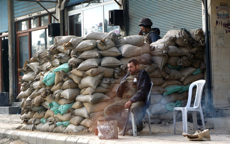 Syrian Economy Lost 442 Billion Dollars over Eight Years