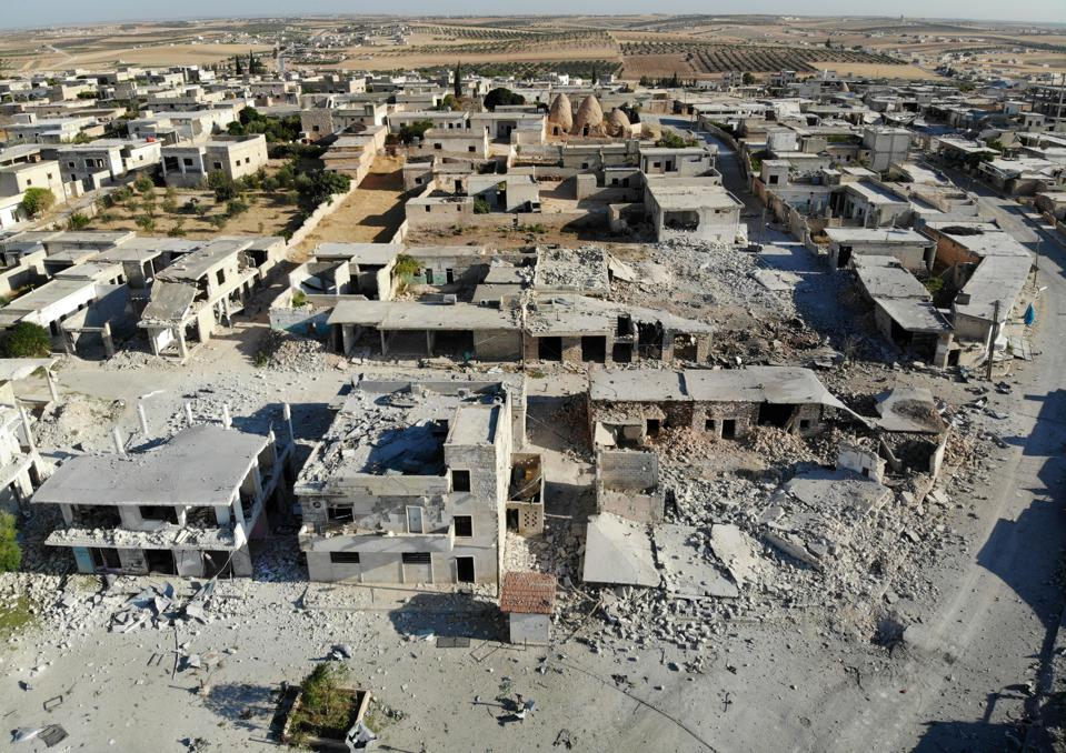 The Netherlands Is Taking Syria To Court For Gross Human Rights Violations