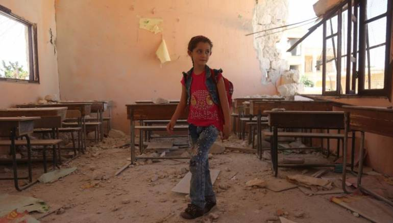 Assad's Assault on Idleb's Schools