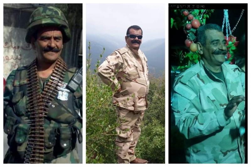 Syrian Regime Army Leader Abu Risha Dies