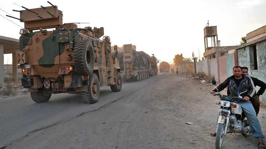 Turkey's withdrawal in Idlib may be omen of war