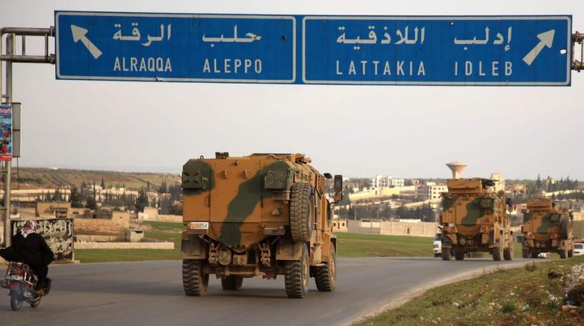 Turkey Withdraws From Its Largest Military Post in Syria's Hama