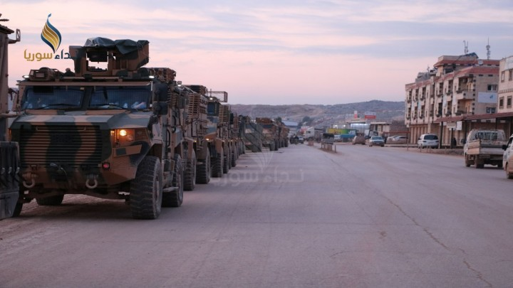 Turkish Army Prepares to Evacuate new Northern Syria Military Post