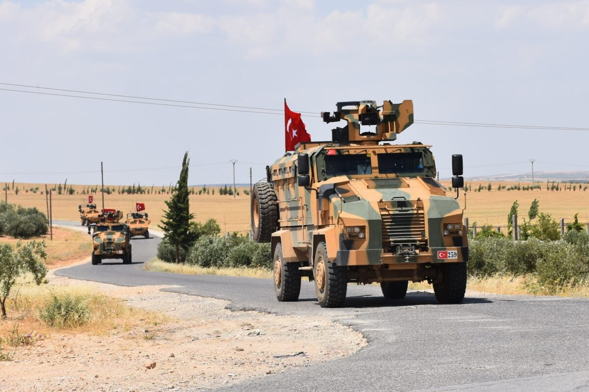 Turkey army to evacuate military post in Syria's Aleppo