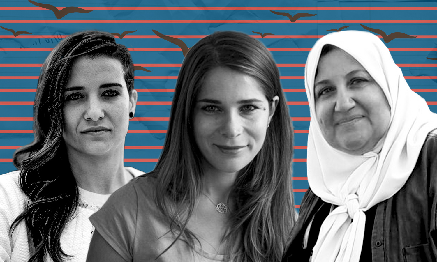 Three Syrian Women on BBC 100 Women 2020 List