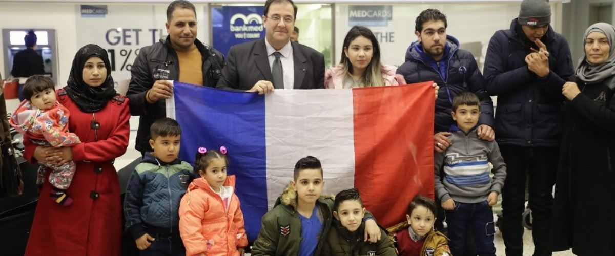 Syrians in France face the uncertain fallout of political tensions around caricatures, Islam and migration