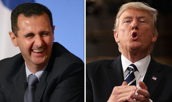 Biden or Trump. Who is Assad Supporting?