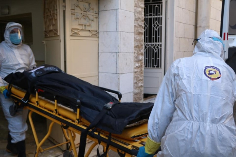 Eight Deaths, 368 new COVID-19 Cases in Various Regions of Syria