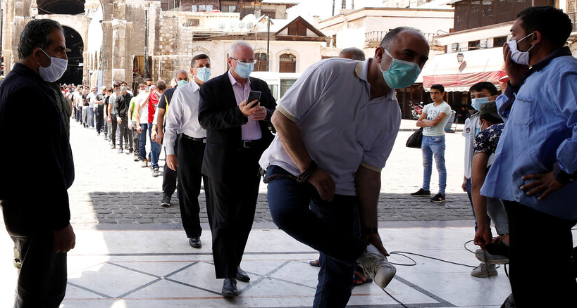 Medical Sources in Damascus: Coronavirus Situation From Bad To Worse