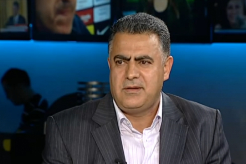 Khalid al-Mahamid Announces Formation of Political Body