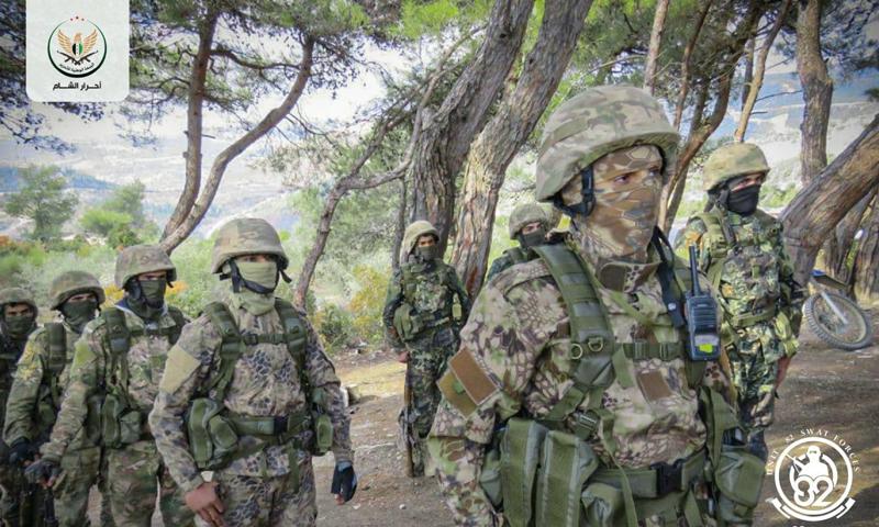 Internal Ahrar al-Sham Rift Deepens