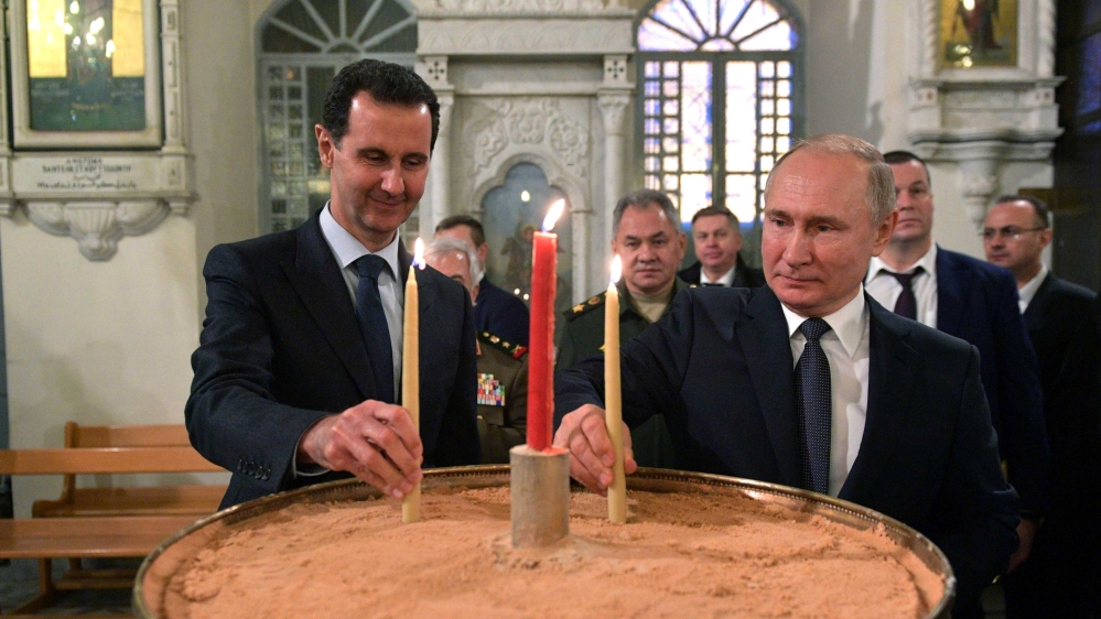 The Battle of the Syrian Presidency Rages On