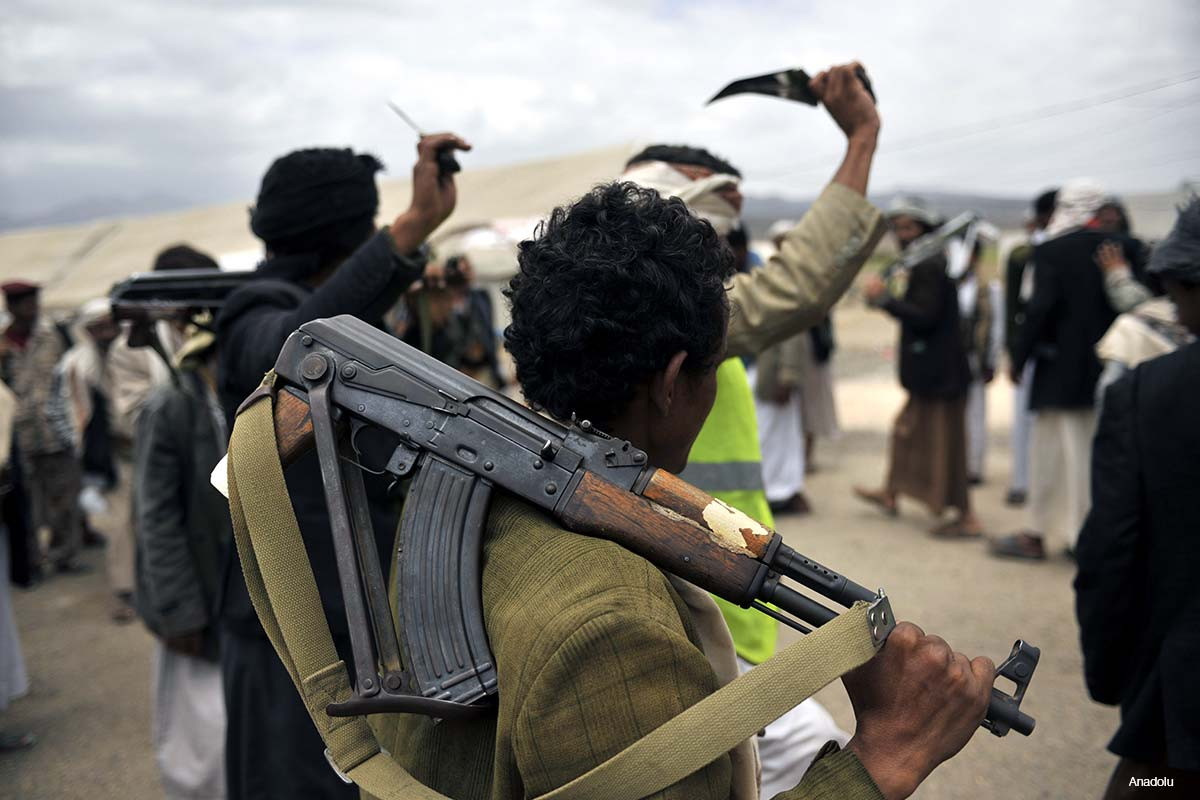 Al-Qaeda fighters in Syria return to Yemen's Marib