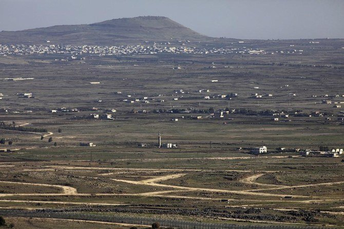Three Syrian soldiers killed near Golan Heights: monitor