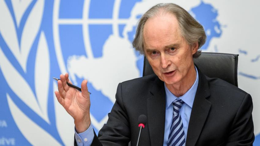 UN Announces Resumption of Talks on New Syria Constitution