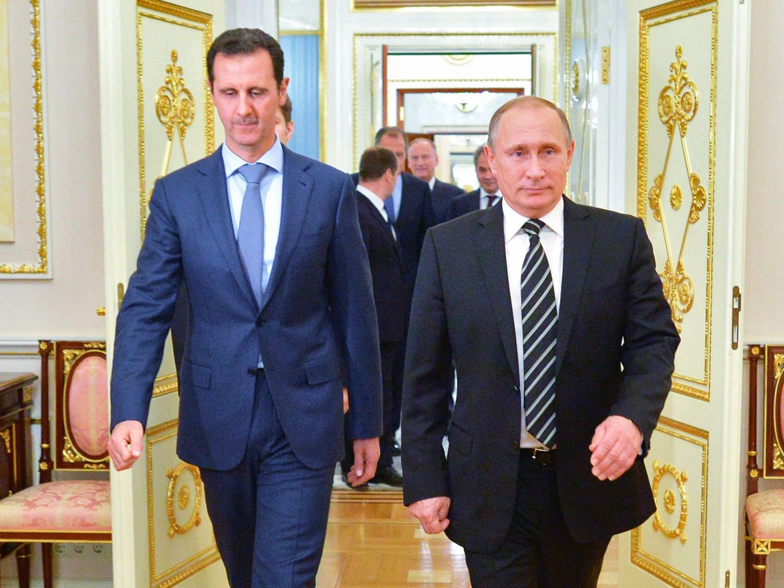 After Russia Guarantees Assad Win, What Are the Opposition's Attitudes?
