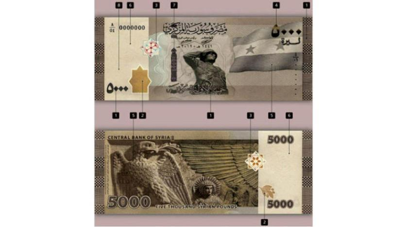 How Might 5,000 Syrian Pound Denomination Affect Syrian Economy?