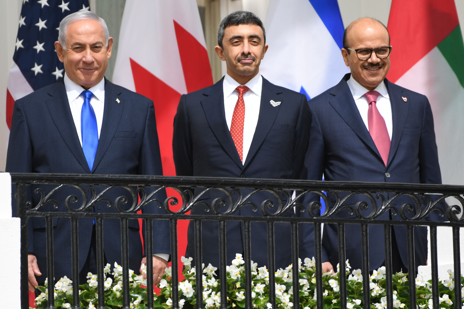 Israel and the Emirates Are the Middle East's New Best Friends