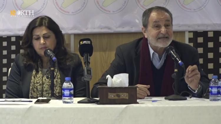 Upcoming Understandings With Other Syrian Political Parties, SDC Officials