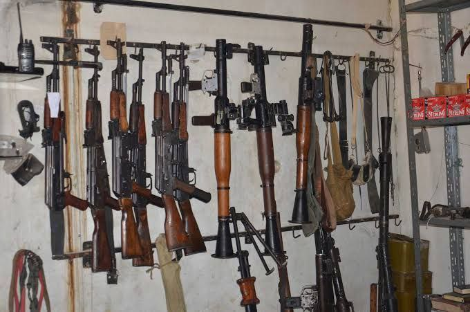 Salvation Government Imposes Closure of Idleb Firearms Shops