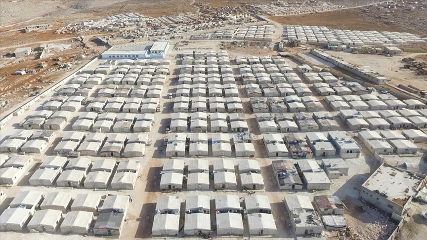 Turkish aid agency built 14,000 houses in Syria in 2020