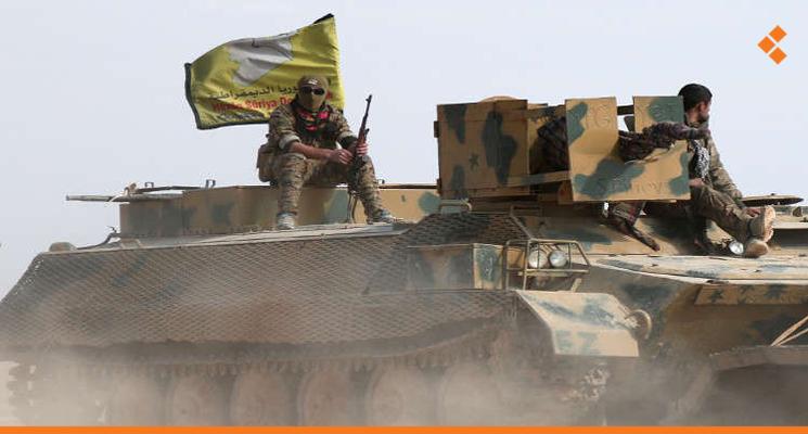 U.S. Intelligence Trains ISIS in Eastern Syria