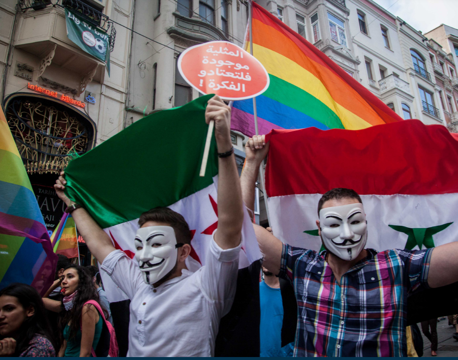 LGBTQ+ Syria: Experiences, Challenges, and Priorities for the Aid Sector