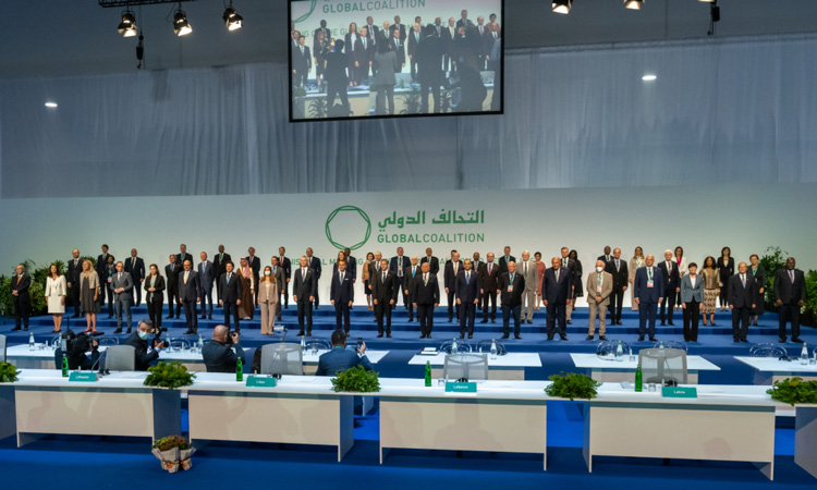 Statement by Blinken and Foreign Ministers of the Global Coalition to Defeat Daesh