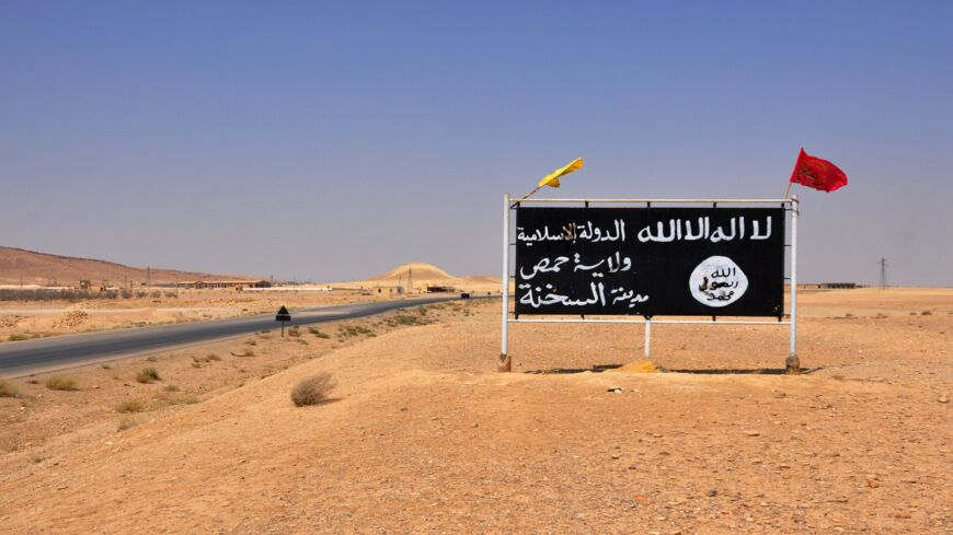 Is Islamic State Rebuilding in Syrian Desert?