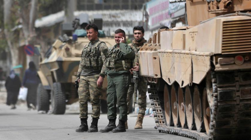 Shelling Kills 18 in Afrin