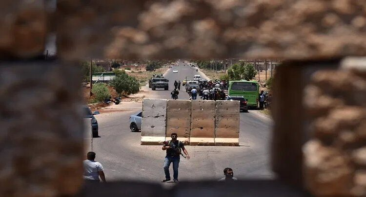 Soldiers Killed Fourth Division Daraa