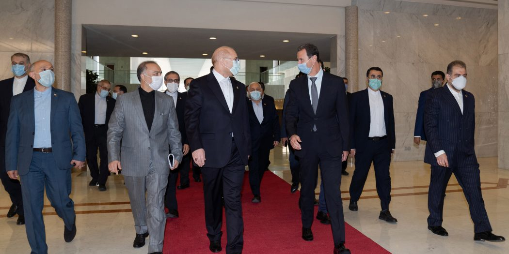 President Assad: Coordination With Iran Against Terrorism Gave Positive Results
