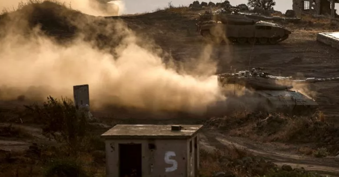 Syria Tells Israel It Will Defend Itself 'By All Means' After Back-to-Back Strikes