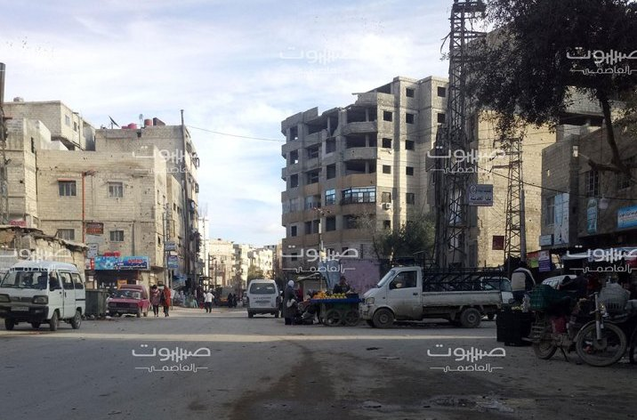 Charities Accused of Stealing Donations South of Damascus