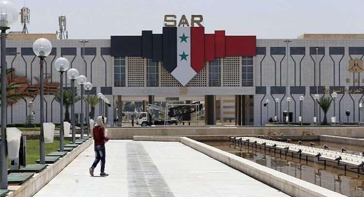 Damascus International Fair Regime postpone