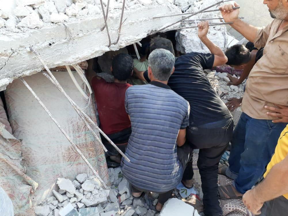 Daraa Residents Rebel Against Regime Forces